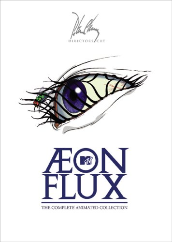Aeon Flux (1995): The Complete Animated Collection DVD Image