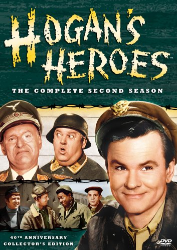 Hogan's Heroes - The Complete 2nd Season DVD Image