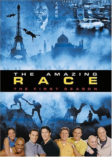 The Amazing Race: The First Season DVD Image