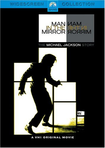 Man in the Mirror - The Michael Jackson Story DVD Image