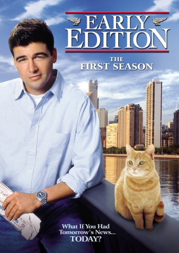 Early Edition - The First Season DVD Image