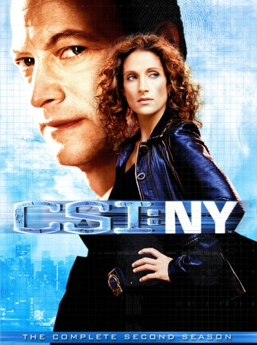 C.S.I. New York - The Complete Second Season DVD Image