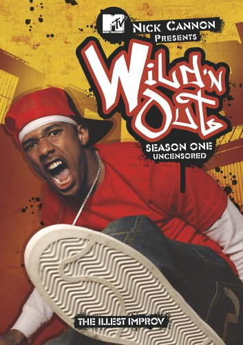 Wild 'N Out - Season One (Uncensored) DVD Image