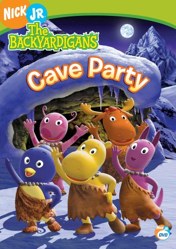 BACKYARDIGANS: CAVE PARTY / (FULL CHK) - BACKYARDIGANS: CAVE PARTY / (FULL CHK) DVD Image