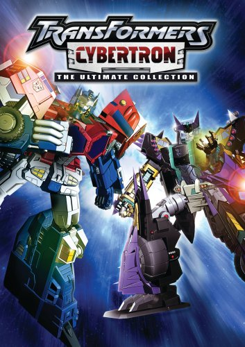 TRANSFORMERS CYBERTRON: ULTIMATE COLL. (DVD MOVIE) DVD Image