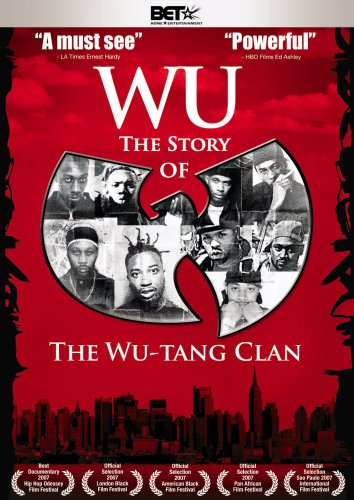 Wu: The Story Of The Wu Tang Clan DVD Image