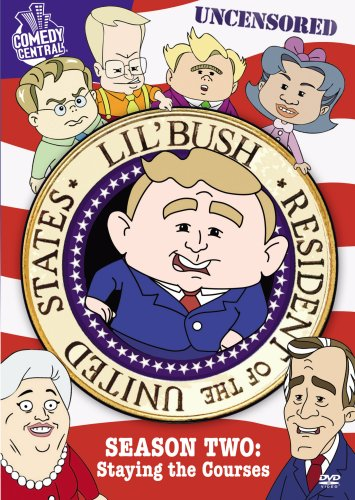 Lil' Bush: Resident Of The United States: Season 2 DVD Image