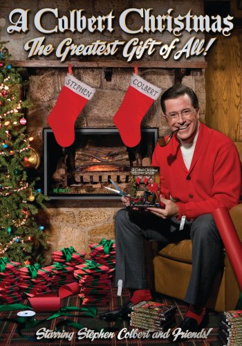 A Colbert Christmas: The Greatest Gift of All! DVD Image