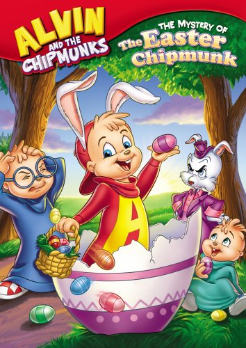 Alvin and the Chipmunks: The Mystery of the Easter Chipmunk DVD Image