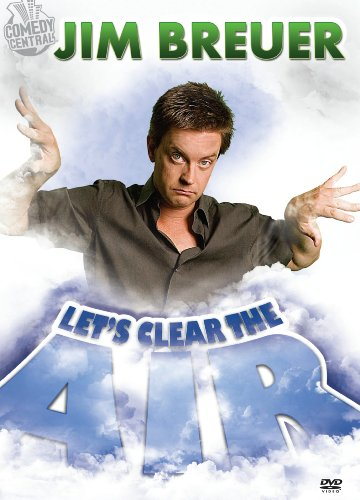 Jim Breuer: Let's Clear the Air DVD Image