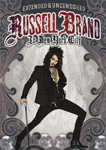 Russell Brand in New York City DVD Image