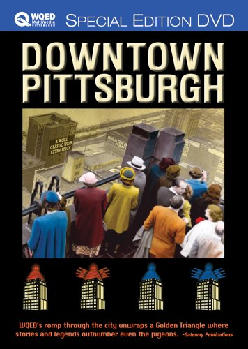Downtown Pittsburgh DVD Image
