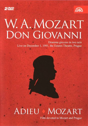 Mozart: Giovanni: Dramma Giocoso In 2 Acts: Andrei Beschasny DVD Image
