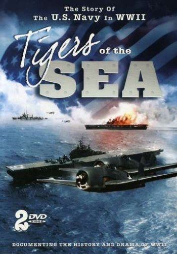 Tigers of the Sea DVD Image