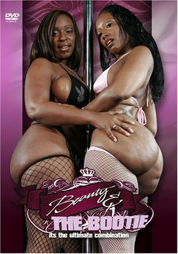 BEAUTY AND THE BOOTY (DVD MOVIE) DVD Image