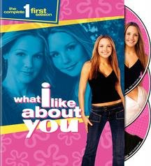 What I Like About You - The Complete First Season DVD Image