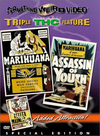 Marihuana/Assassin of Youth/Reefer Madness DVD Image