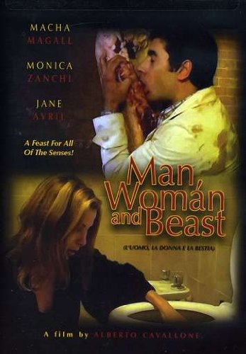 Man, Woman and Beast DVD Image