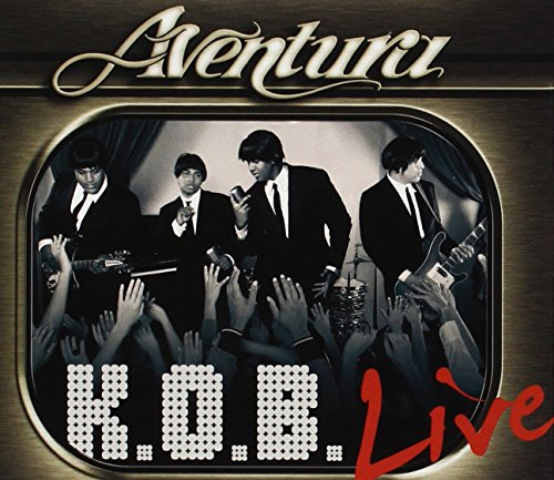 Aventura: K.O.B. [Kings Of Bachata] (DVD/CD Combo) DVD Image