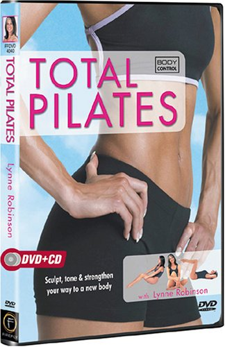 Lynne Robinson: Total Pilates DVD Image