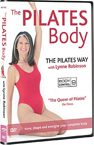 The Pilates Body DVD Image