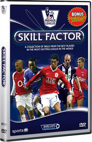 Skill Factor: Premier League Soccer DVD Image