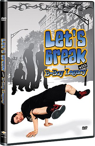 Let's Break With Legacy DVD Image
