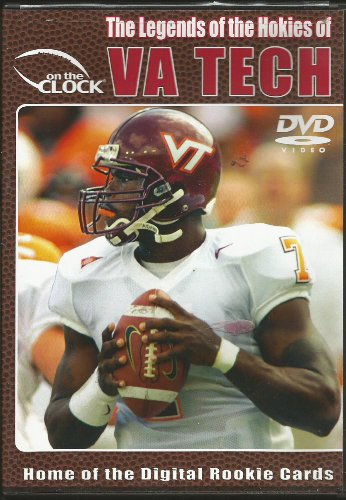 On The Clock Presents: Legends Of Virginia Tech DVD Image