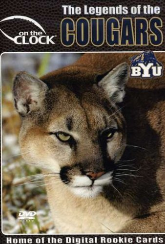 The Legends of the BYU Cougars DVD Image