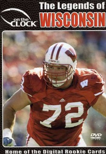 On The Clock Presents: Legends Of Wisconsin DVD Image
