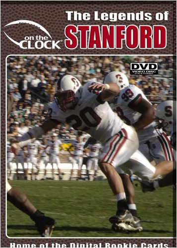 On The Clock Presents: Legends Of Stanford DVD Image