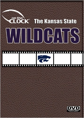 On The Clock Presents: Legends Of Kansas State DVD Image