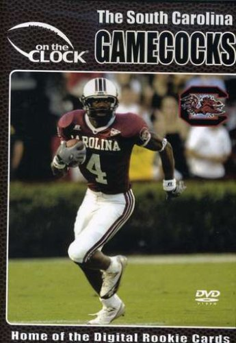 On The Clock Presents: Legends Of South Carolina DVD Image