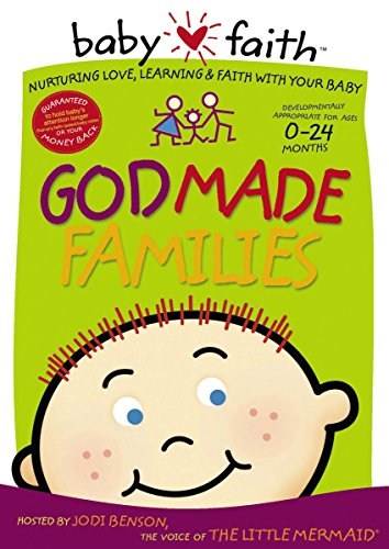 God Made Families DVD Image