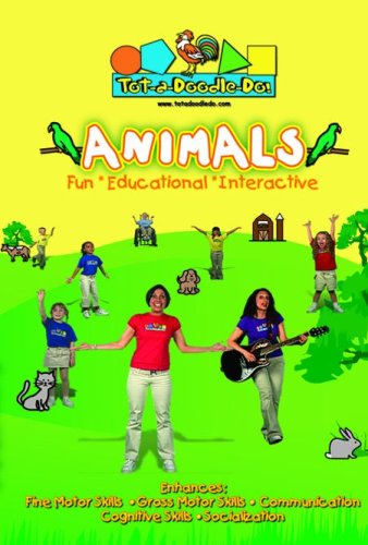 Tot-A-Doodle-Do! Animals DVD Image