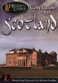 Hidden Links Golf Guide to Scotland DVD Image