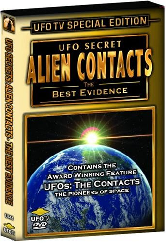 UFO Secret: Alien Contacts - The Best Evidence DVD Image