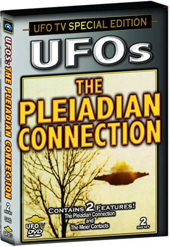 UFOS: The Pleiadian Connection DVD Image
