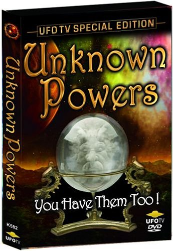 Unknown Powers DVD Image