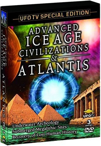 Advanced Ice Age Civilizations and Atlantis DVD Image
