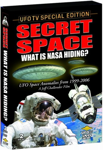 Secret Space: What Is Nasa Hiding? (UFO TV Special Edition) DVD Image