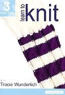 Learn To Knit Vol 3 DVD Image
