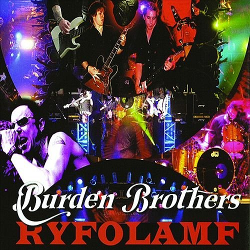 Burden Brothers: Ryfolamf DVD Image