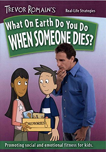 What On Earth Do You Do When Someone Dies? DVD Image
