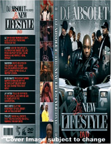 DJ Absolut: The New Lifestyle DVD DVD Image