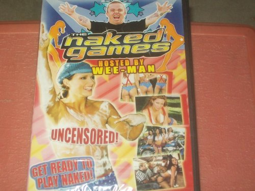 The Naked Games, Vol. 1 DVD Image
