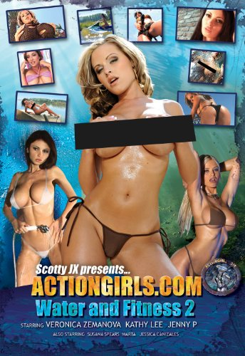 Actiongirls Water & Fitness Volume 2 DVD Image