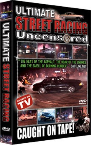 Ultimate Street Racing DVD Image