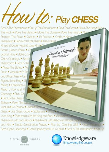 How To Play Chess DVD Image