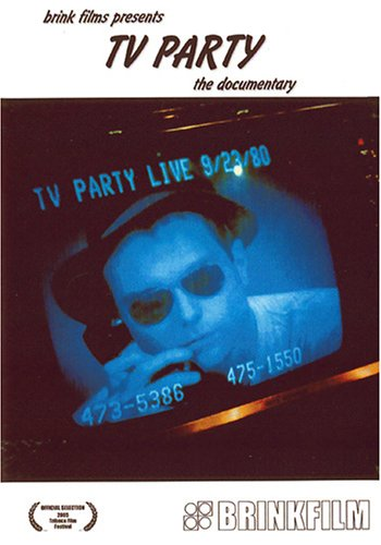 TV Party DVD Image